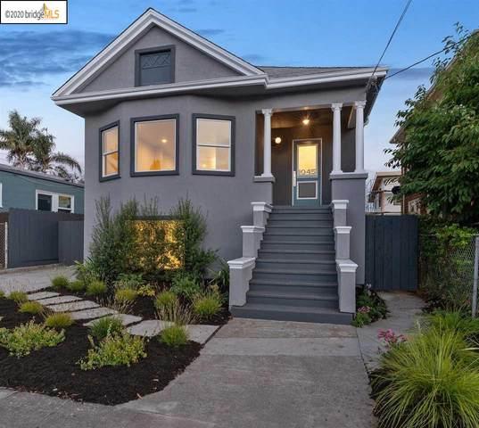 1045 59Th St, Oakland, CA 94608 (#EB40914210) :: Alex Brant Properties