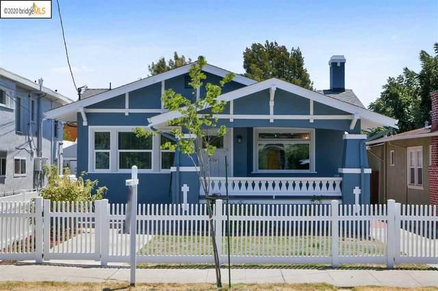 2724 Seminary Ave, Oakland, CA 94605 (#EB40914230) :: Robert Balina   Synergize Realty