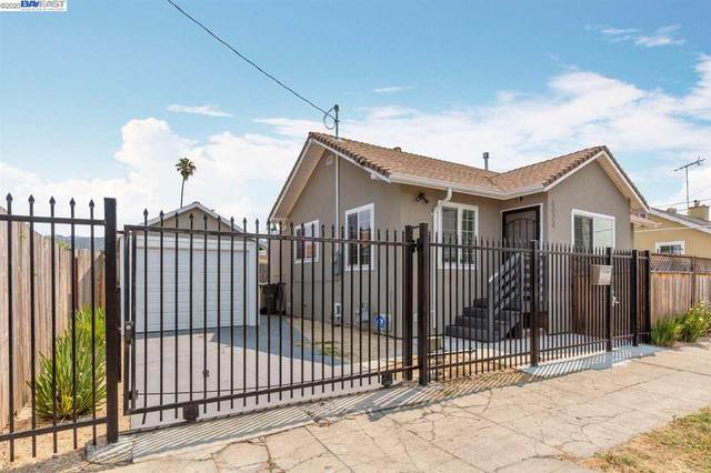 6024 Fortune Way, Oakland, CA 94605 (#BE40914297) :: The Realty Society