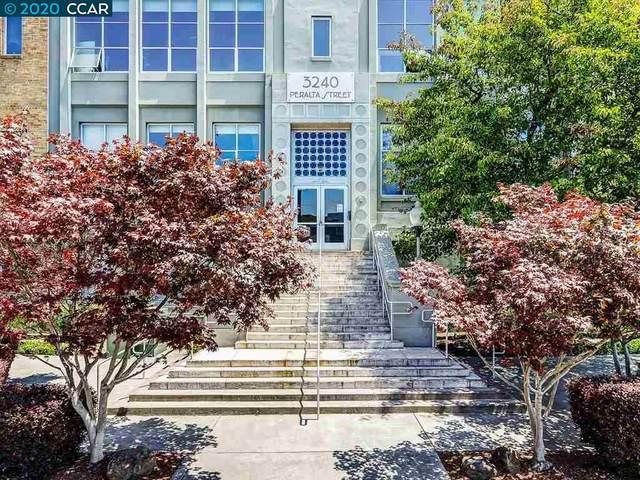 3240 Peralta 7, Oakland, CA 94608 (#CC40914319) :: Strock Real Estate