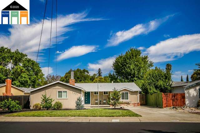 1307 Sunshine Dr, Concord, CA 94520 (#MR40914367) :: Robert Balina | Synergize Realty