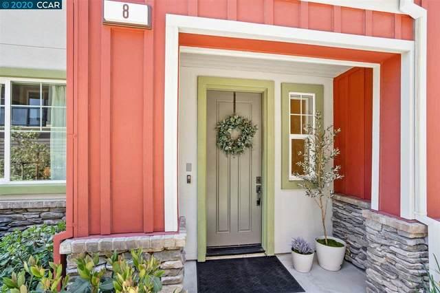 801 Tranquility Cir 8, Livermore, CA 94551 (#CC40913971) :: Alex Brant Properties