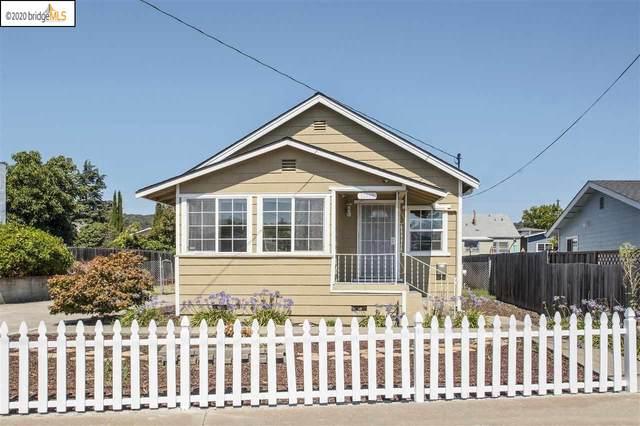 10460 Dante Ave, Oakland, CA 94603 (#EB40914382) :: Robert Balina   Synergize Realty