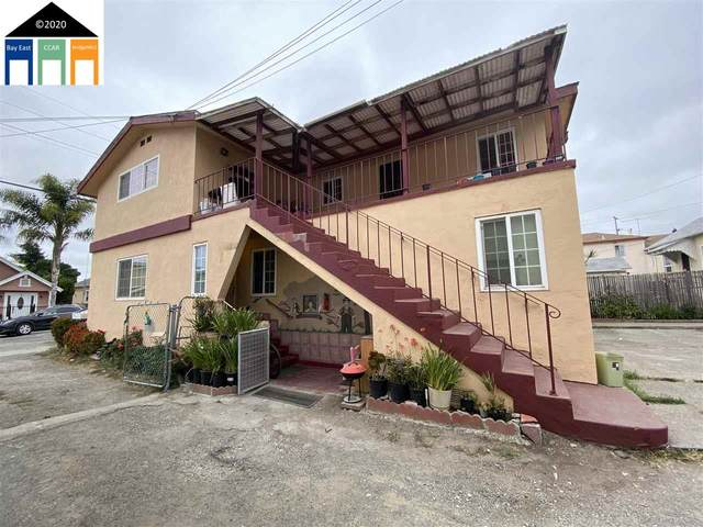 3816 Brookdale, Oakland, CA 94619 (#MR40914391) :: The Realty Society
