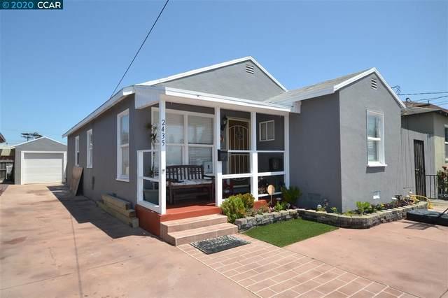 2435 Humphrey Ave, Richmond, CA 94806 (#CC40914411) :: Strock Real Estate