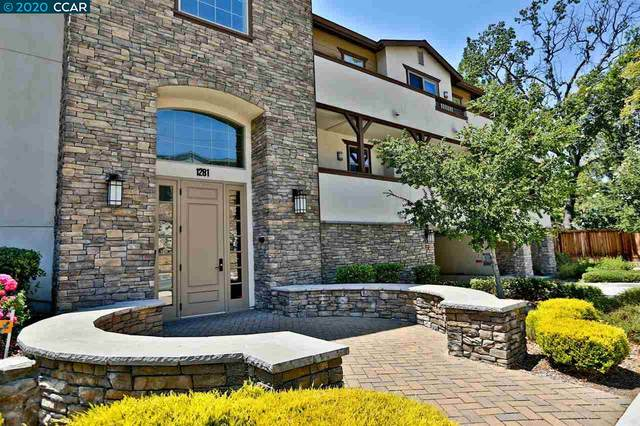 1281 Homestead Ave 1D, Walnut Creek, CA 94598 (#CC40914430) :: The Sean Cooper Real Estate Group
