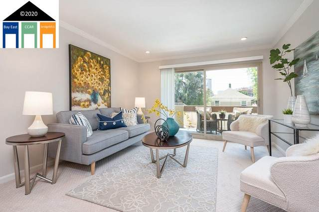 55 Fairmount Ave 208, Oakland, CA 94611 (#MR40914332) :: Alex Brant Properties