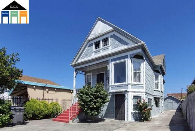 2026 Coolidge Ave, Oakland, CA 94601 (#MR40914537) :: Strock Real Estate