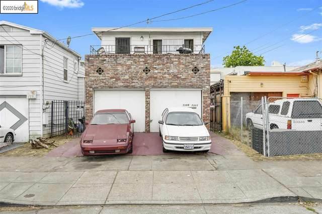 7311 Hillside St, Oakland, CA 94605 (#EB40914540) :: Alex Brant Properties