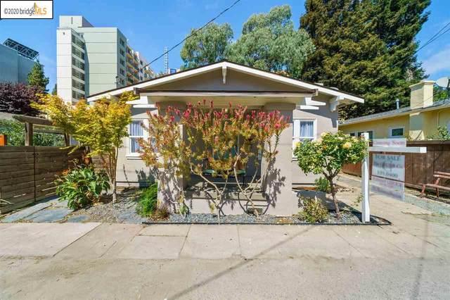 2823 Richmond Ave, Oakland, CA 94611 (#EB40914301) :: Robert Balina   Synergize Realty