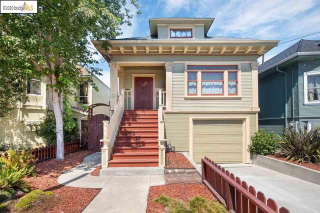 3863 West St, Oakland, CA 94608 (#EB40914444) :: Robert Balina | Synergize Realty