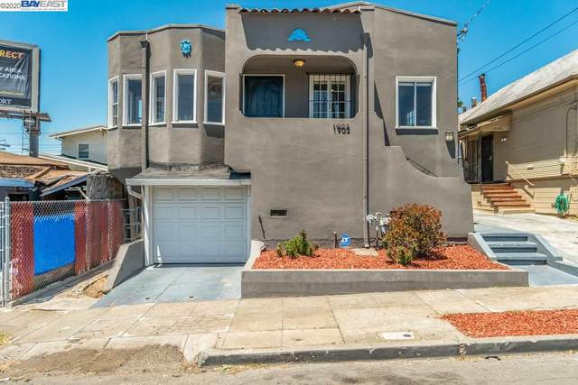 1903 51St Ave, Oakland, CA 94601 (#BE40914627) :: Strock Real Estate