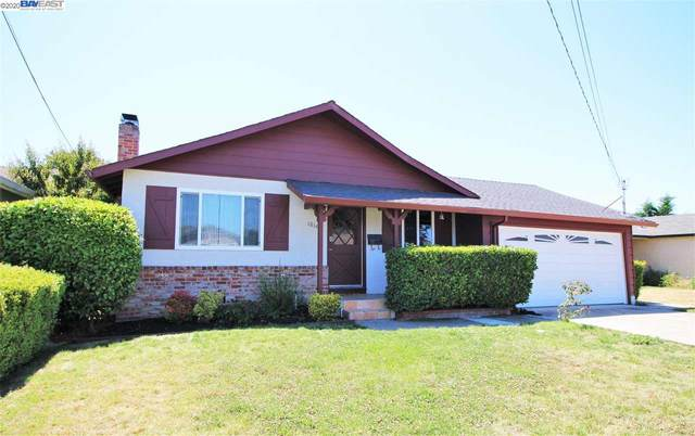 16149 Via Catherine, San Lorenzo, CA 94580 (#BE40914637) :: Strock Real Estate