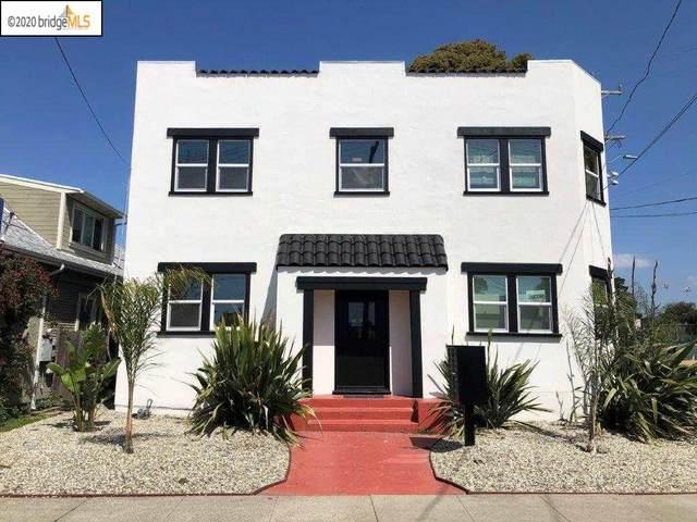 1237 Russell Street, Berkeley, CA 94702 (#EB40914657) :: The Gilmartin Group