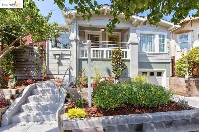870 43Rd St, Oakland, CA 94608 (#EB40914676) :: Robert Balina | Synergize Realty