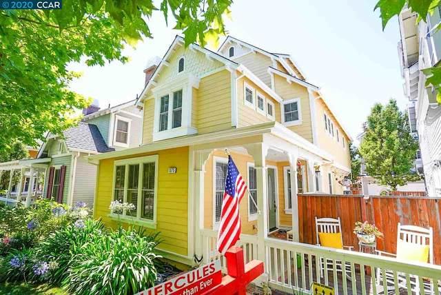 1075 Baywood Ln, Hercules, CA 94547 (#CC40914727) :: The Sean Cooper Real Estate Group