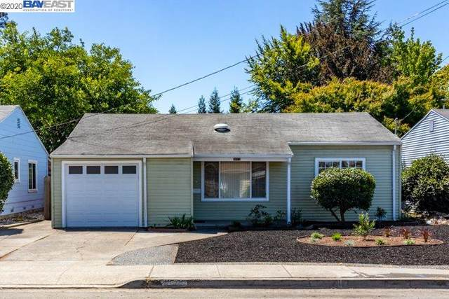 3613 Somerset Ave, Castro Valley, CA 94546 (#BE40914750) :: Robert Balina | Synergize Realty