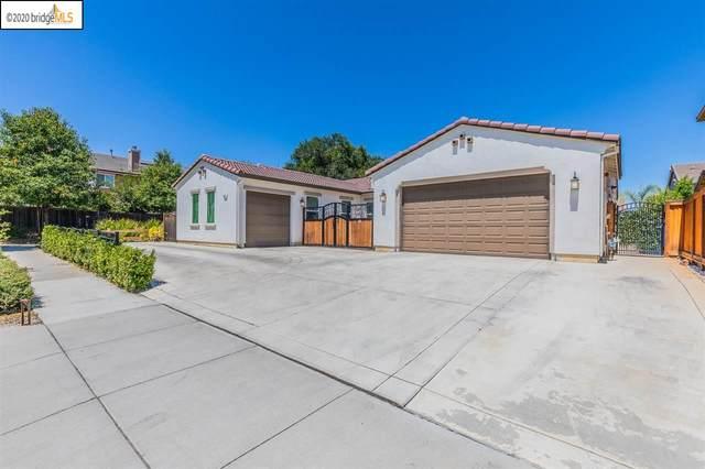 561 Fallsburg Court, Brentwood, CA 94513 (#EB40914757) :: Robert Balina   Synergize Realty