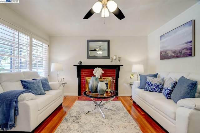 717 Grant Ave, San Lorenzo, CA 94580 (#BE40913330) :: Strock Real Estate
