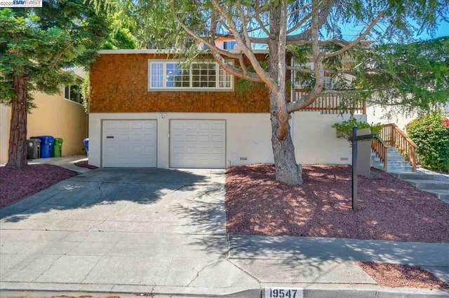 19547 Eagle, Castro Valley, CA 94546 (#BE40914596) :: Robert Balina | Synergize Realty