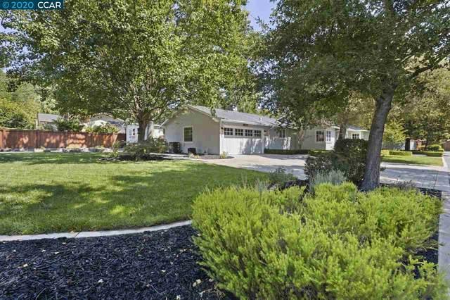 1364 Reliez Valley Road, Lafayette, CA 94549 (#CC40914781) :: Strock Real Estate
