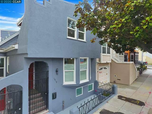 1910 Palou Ave, San Francisco, CA 94124 (#CC40914844) :: Strock Real Estate