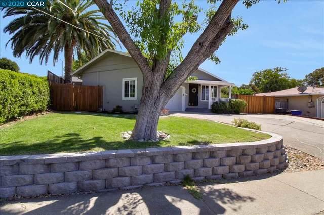 3114 Ida Dr, Concord, CA 94519 (#CC40914861) :: Strock Real Estate