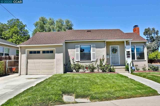 2809 Garden Ave, Concord, CA 94520 (#CC40914888) :: Alex Brant Properties