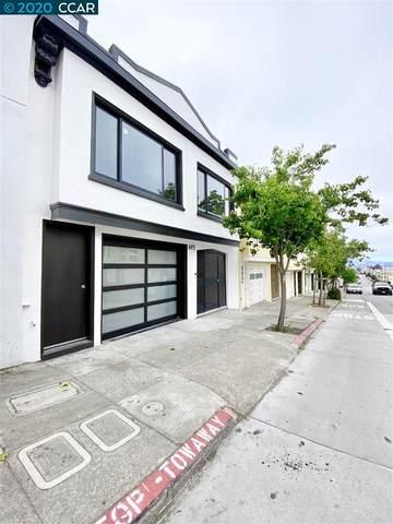 693 25Th Ave, San Francisco, CA 94121 (#CC40914899) :: The Realty Society