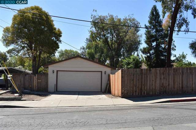 1706 Oakmead Dr, Concord, CA 94520 (#CC40914907) :: Alex Brant Properties