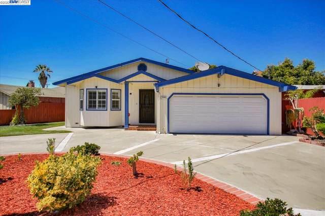 16984 Los Reyes Ave, San Leandro, CA 94578 (#BE40914936) :: The Goss Real Estate Group, Keller Williams Bay Area Estates