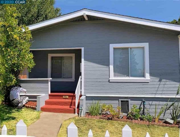 1456 Cedar St., Martinez, CA 94553 (#CC40914948) :: The Sean Cooper Real Estate Group