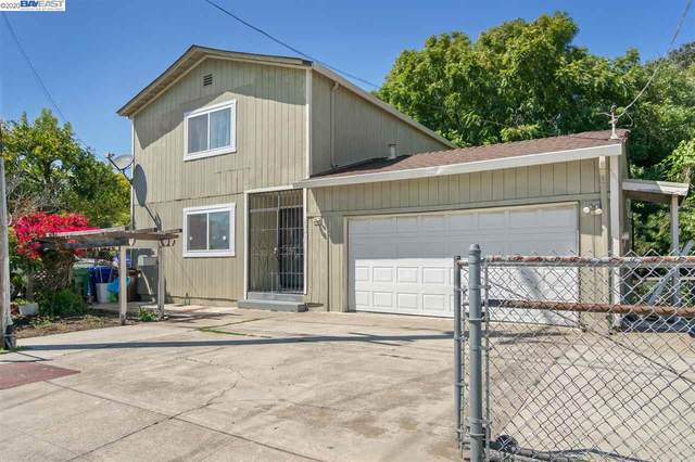2021 Brookside Dr, San Pablo, CA 94806 (#BE40914963) :: The Realty Society