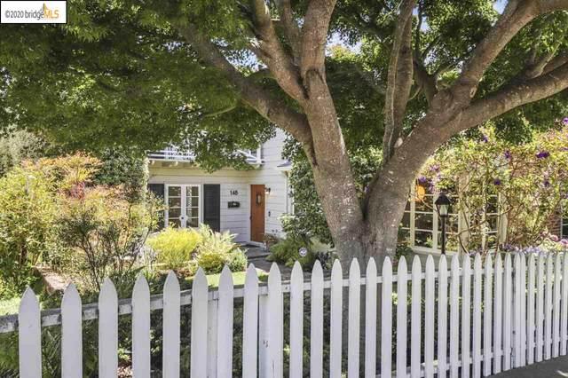 148 Sonia St, Oakland, CA 94618 (#EB40914982) :: Strock Real Estate