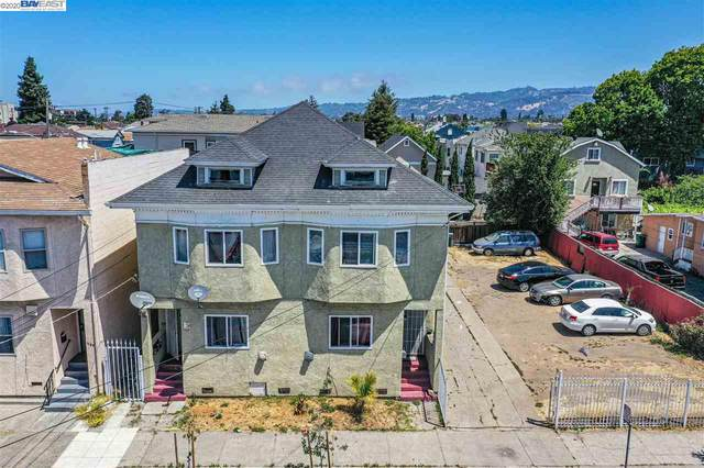 890 31St St, Oakland, CA 94608 (#BE40915037) :: Strock Real Estate