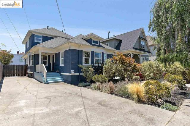 825 53Rd St, Oakland, CA 94608 (#EB40915094) :: Robert Balina | Synergize Realty