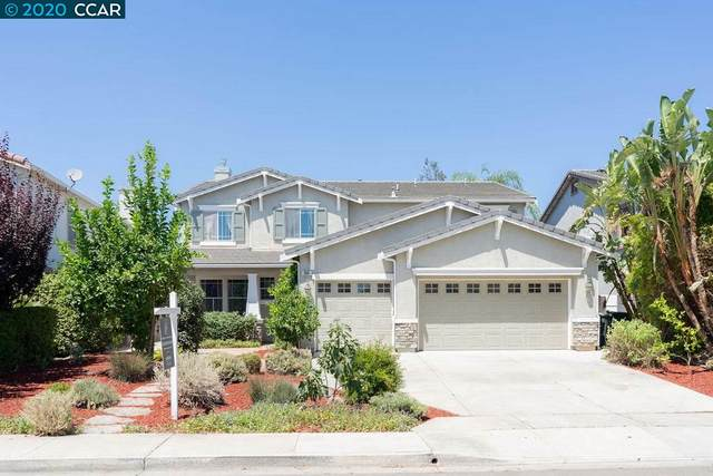 306 Malicoat Ave, Oakley, CA 94561 (#CC40915100) :: Robert Balina | Synergize Realty