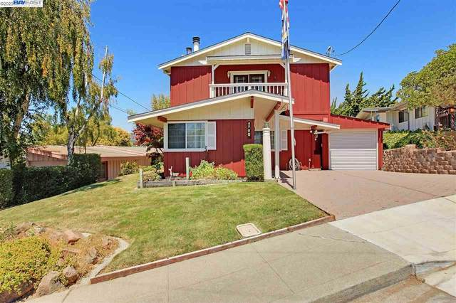 4780 Miraloma St., Castro Valley, CA 94546 (#BE40915165) :: Strock Real Estate