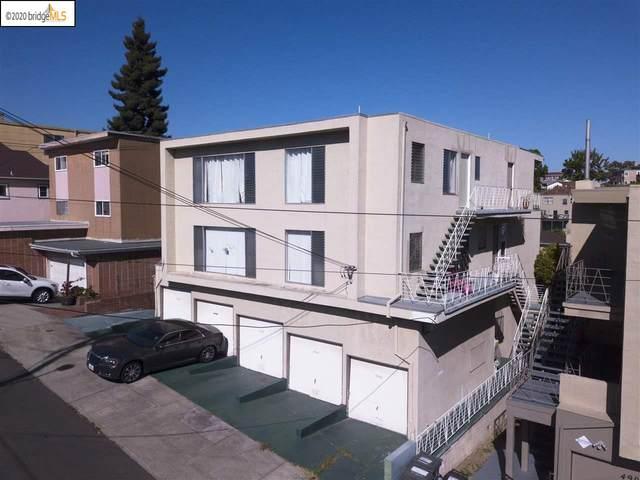498 Capital St, Oakland, CA 94610 (#EB40915175) :: Real Estate Experts
