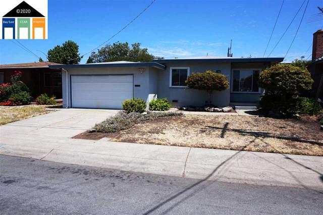 19762 Ricardo, Hayward, CA 94541 (#MR40915073) :: Strock Real Estate