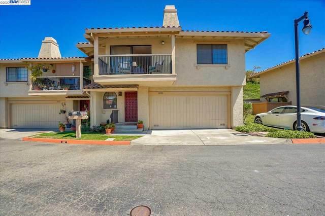 3226 Guillermo Pl, Hayward, CA 94542 (#BE40915199) :: Alex Brant Properties