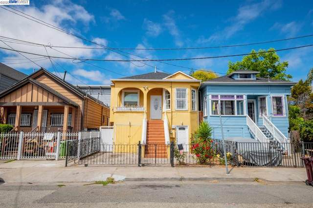 3433 Haven St, Oakland, CA 94608 (#BE40915209) :: The Realty Society