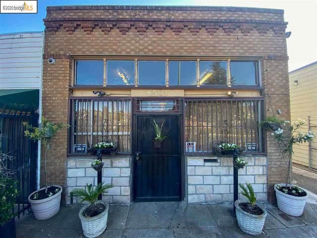 8531 Bancroft Ave, Oakland, CA 94605 (#EB40915228) :: Alex Brant Properties