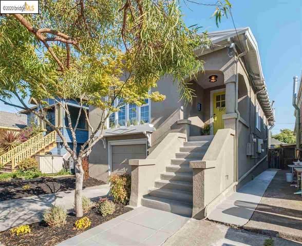 869 Aileen St, Oakland, CA 94608 (#EB40914826) :: Alex Brant Properties