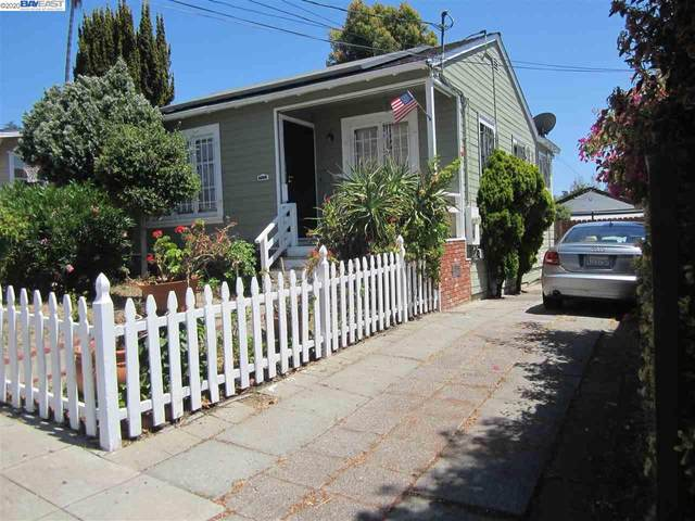 2830 Ritchie St, Oakland, CA 94605 (#BE40915258) :: The Realty Society