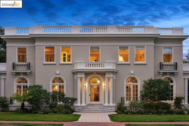 205 Crocker Ave, Piedmont, CA 94611 (#EB40914858) :: Intero Real Estate