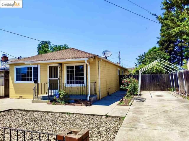 411 Lupine Way, Hayward, CA 94541 (#EB40915311) :: The Realty Society