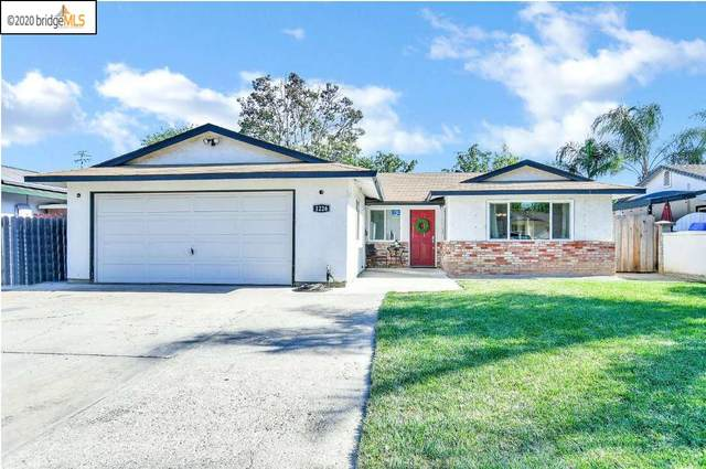1226 Duffy Way, Brentwood, CA 94513 (#EB40914615) :: Real Estate Experts