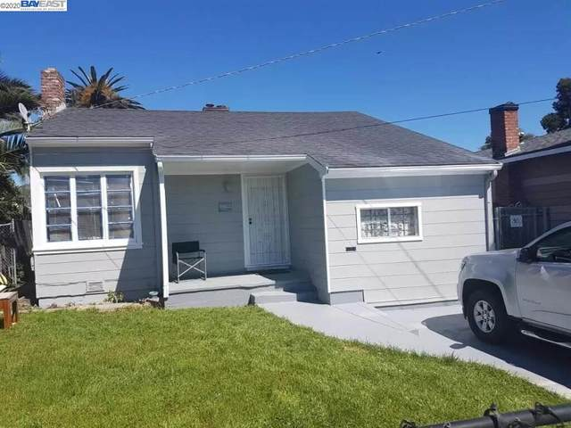 6922 Weld Street, Oakland, CA 94621 (#BE40914486) :: Real Estate Experts