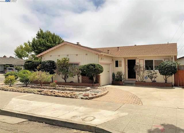 144 Dahlia Dr, Alameda, CA 94502 (#BE40915343) :: The Sean Cooper Real Estate Group